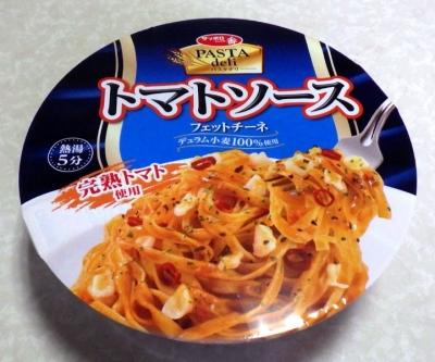 8/29発売 パスタデリ トマトソース フェットチーネ