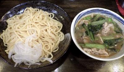 綿麺 フライデーナイト Part110 (16/5/27) 小松菜としめじの豚しゃぶつけ麺
