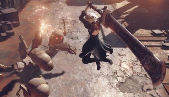 PS4独占タイトル『ニーア:オートマトン』がXboxOneにもリリースされるぞ!
