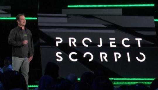 フィル・スペンサー氏「Xboxスコルピオがネイティブ4K・60fpsを実現する」