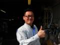 KM1社長 .staff