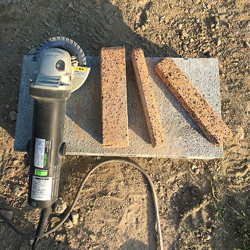 一人で作るブロック小屋⑪ ~コンクリート床を作る~⑥