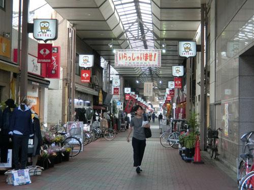 昭和レトロ溢れる佐竹商店街(台東区)のアーケードを歩いてみた!