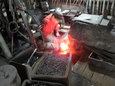 堺の鍛冶屋さん