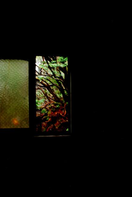 新高塚小屋の屋内_窓明かり
