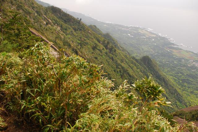 モッチョム岳の山頂からの眺め_絶景