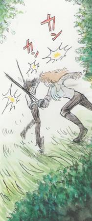 フェルゼンとアンドレ(1)