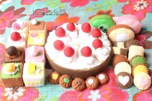 ケーキ屋さんをはじめよう!④