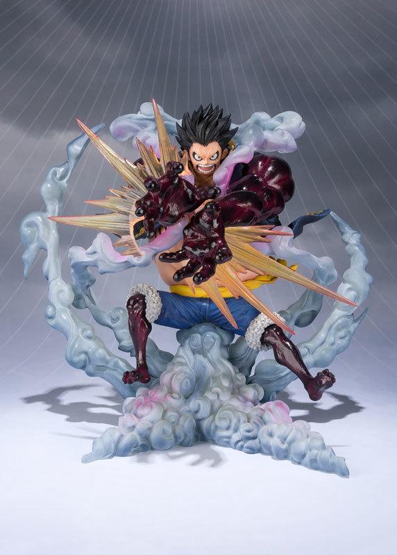 フィギュアーツZERO モンキー・D・ルフィ -ギア4-獅子・バズーカFIGURE-040404_02
