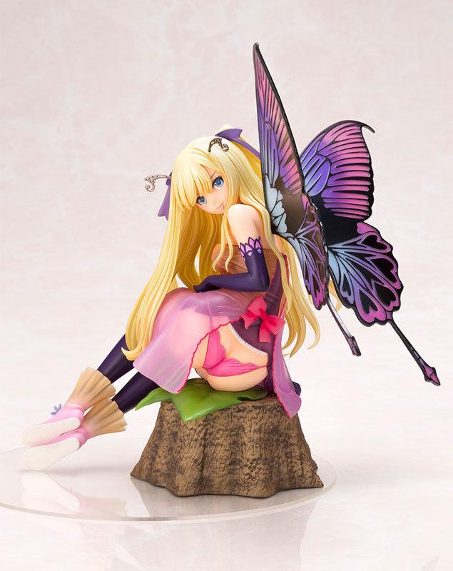4-Leaves Tony'sヒロインコレクション 紫陽花の妖精 アナベルFIGURE-040729_01