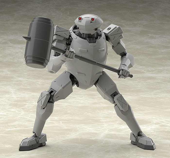 MODEROID フルメタル・パニック! Invisible Victory Rk-92 サベージ(GRAY) TOY-RBT-4665_01