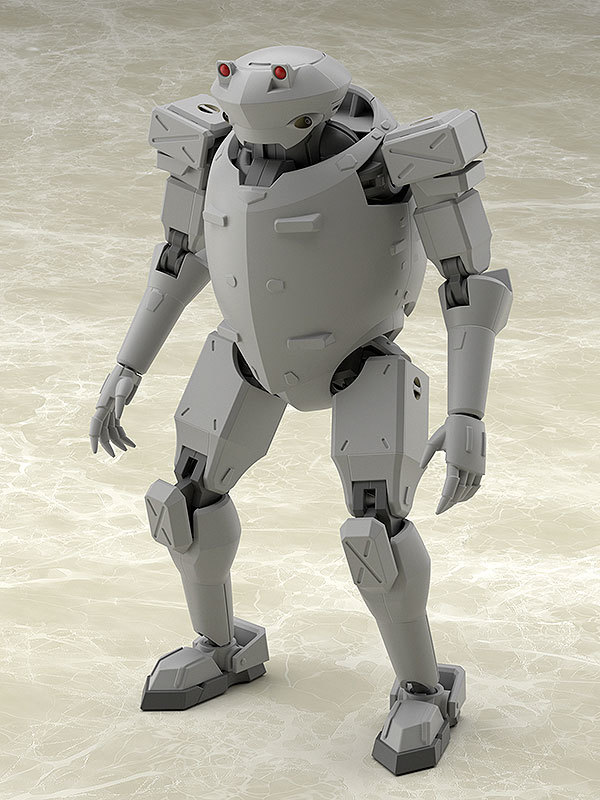 MODEROID フルメタル・パニック! Invisible Victory Rk-92 サベージ(GRAY) TOY-RBT-4665_04