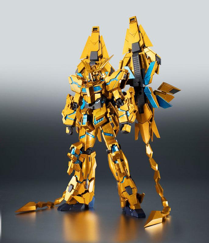 ROBOT魂〈SIDE MS〉 ユニコーンガンダム3号機 フェネクス(デストロイモード)(ナラティブFIGURE-041362_01