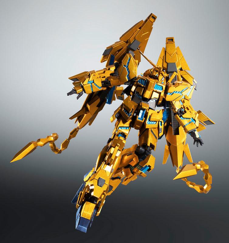 ROBOT魂〈SIDE MS〉 ユニコーンガンダム3号機 フェネクス(デストロイモード)(ナラティブFIGURE-041362_02