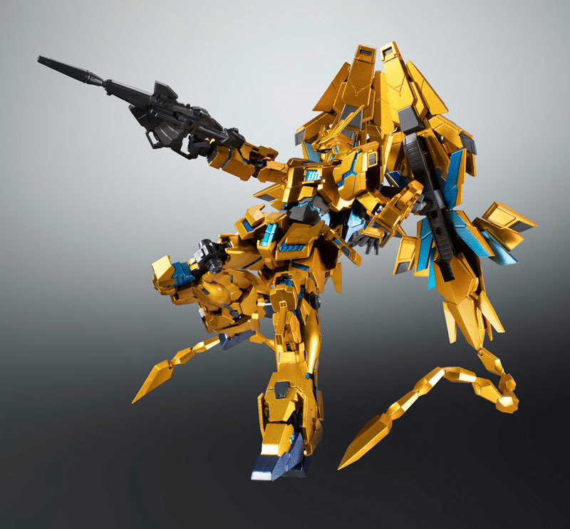 ROBOT魂〈SIDE MS〉 ユニコーンガンダム3号機 フェネクス(デストロイモード)(ナラティブFIGURE-041362_03