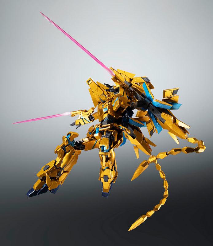 ROBOT魂〈SIDE MS〉 ユニコーンガンダム3号機 フェネクス(デストロイモード)(ナラティブFIGURE-041362_04