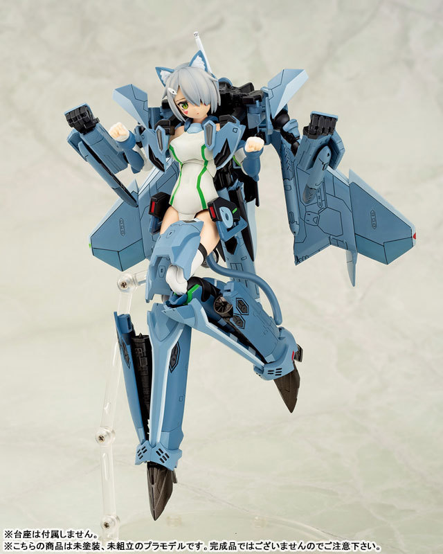 マクロスΔ VF-31A カイロス プラモデルFIGURE-041893_01