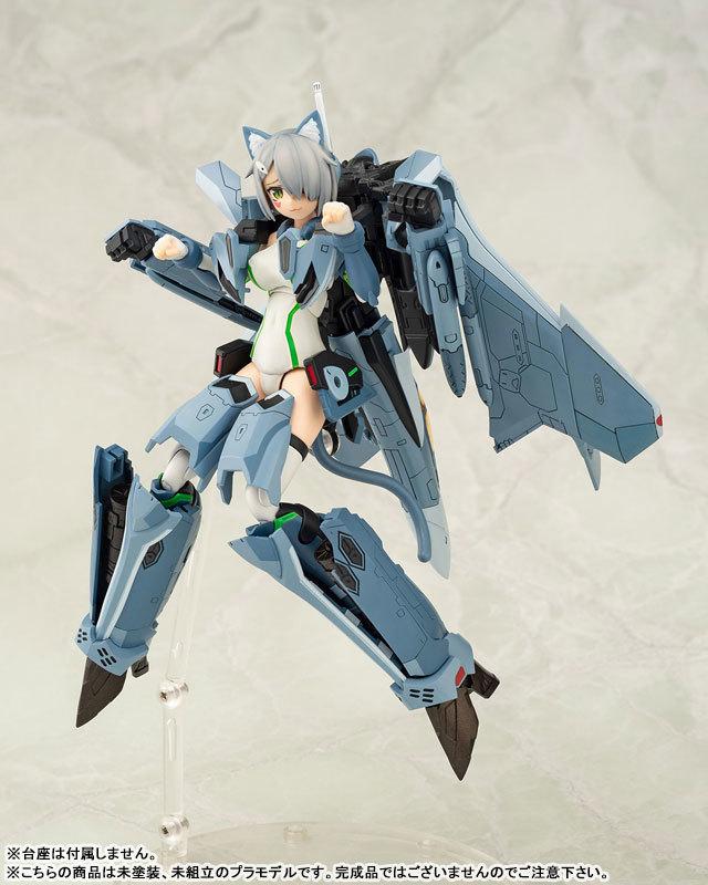 マクロスΔ VF-31A カイロス プラモデルFIGURE-041893_02