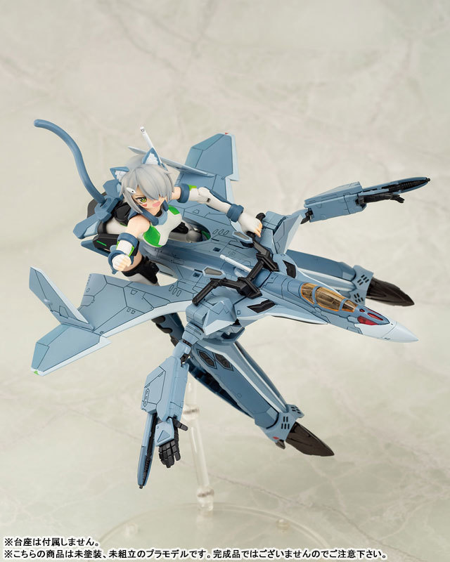 マクロスΔ VF-31A カイロス プラモデルFIGURE-041893_03