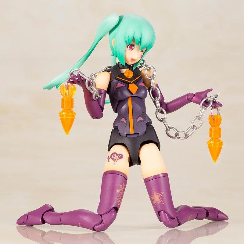 メガミデバイス Chaos & Pretty マジカルガール DARKNESS プラモデルFIGURE-042037_11