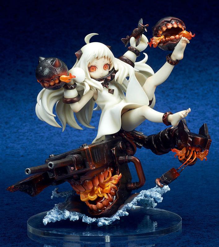 艦隊これくしょん -艦これ- 北方棲姫 完成品フィギュアFIGURE-039602_01