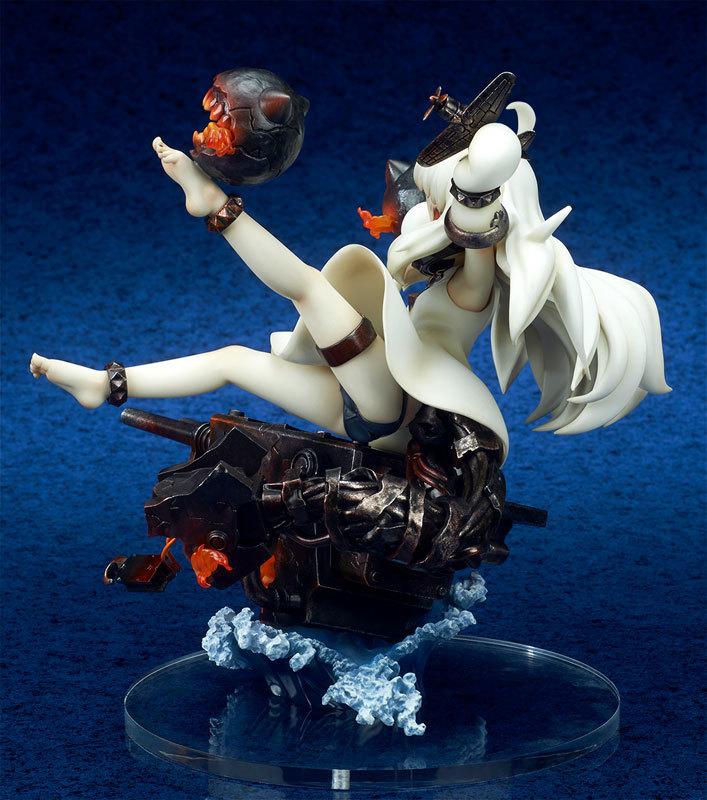 艦隊これくしょん -艦これ- 北方棲姫 完成品フィギュアFIGURE-039602_04