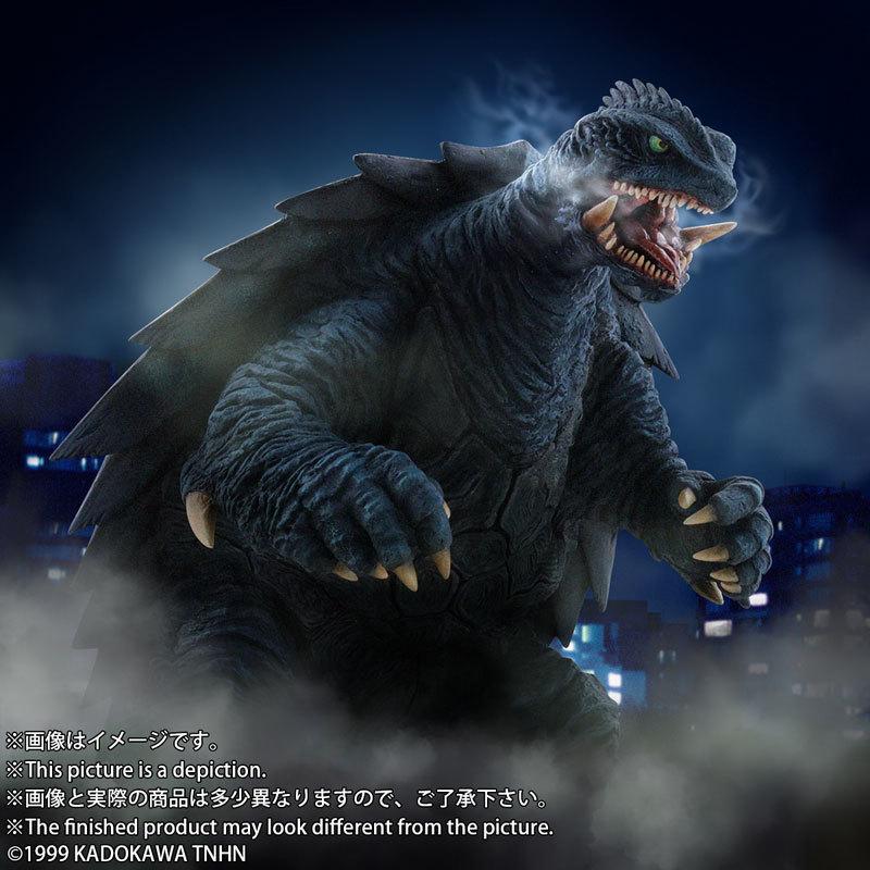 大怪獣シリーズ 大映特撮編 ガメラ(1999) 完成品フィギュアFIGURE-043058_01