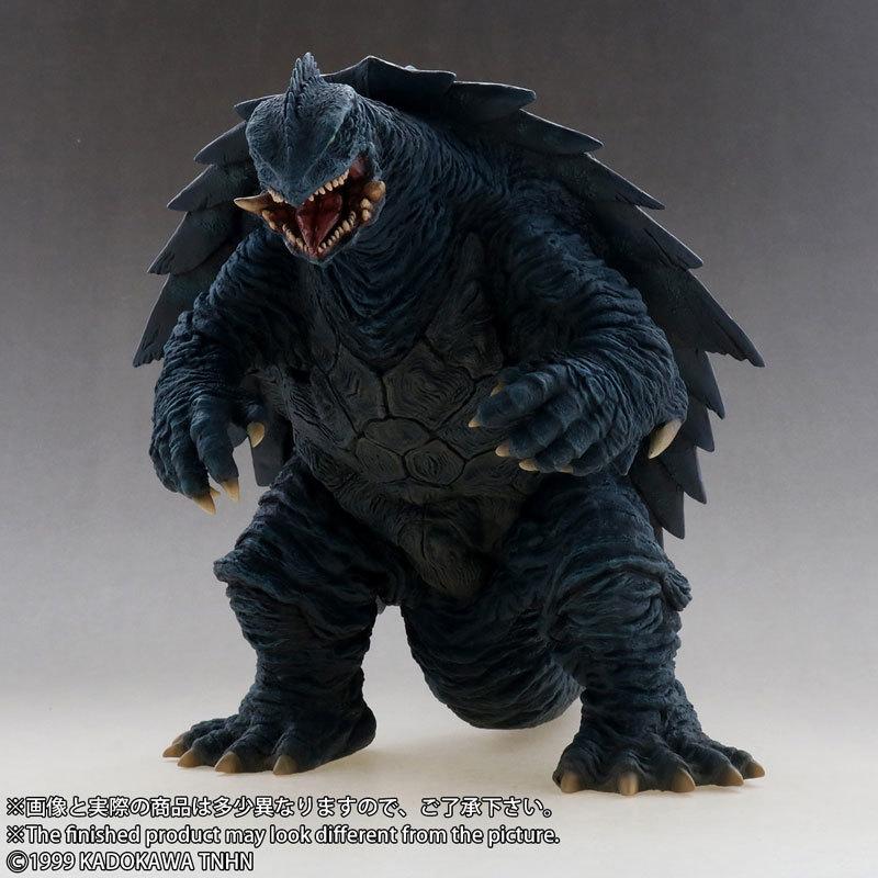 大怪獣シリーズ 大映特撮編 ガメラ(1999) 完成品フィギュアFIGURE-043058_03