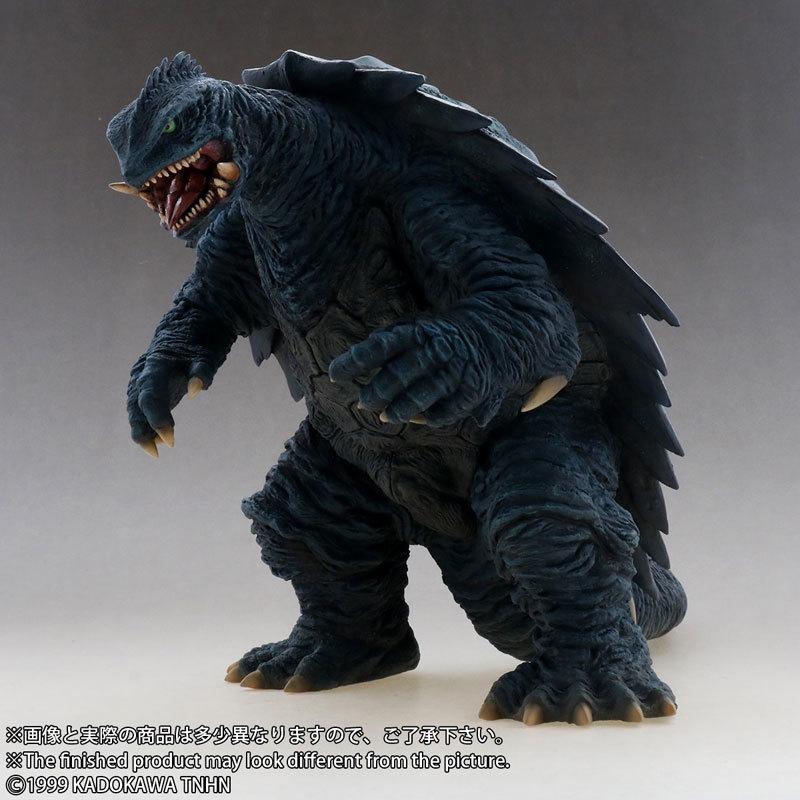 大怪獣シリーズ 大映特撮編 ガメラ(1999) 完成品フィギュアFIGURE-043058_04