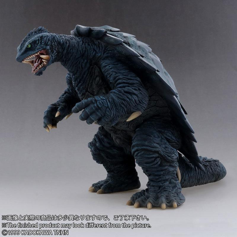 大怪獣シリーズ 大映特撮編 ガメラ(1999) 完成品フィギュアFIGURE-043058_05