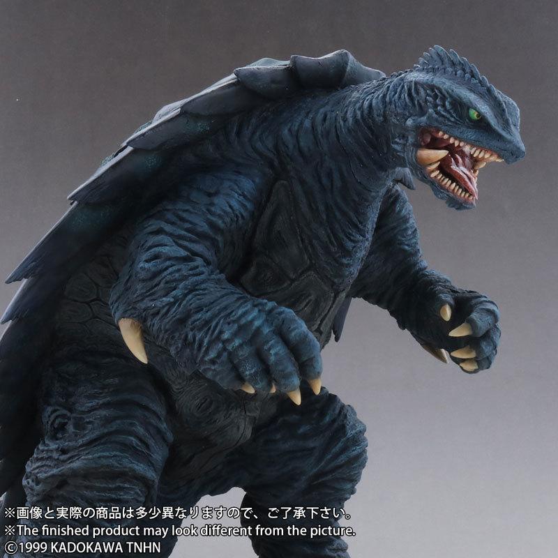大怪獣シリーズ 大映特撮編 ガメラ(1999) 完成品フィギュアFIGURE-043058_07
