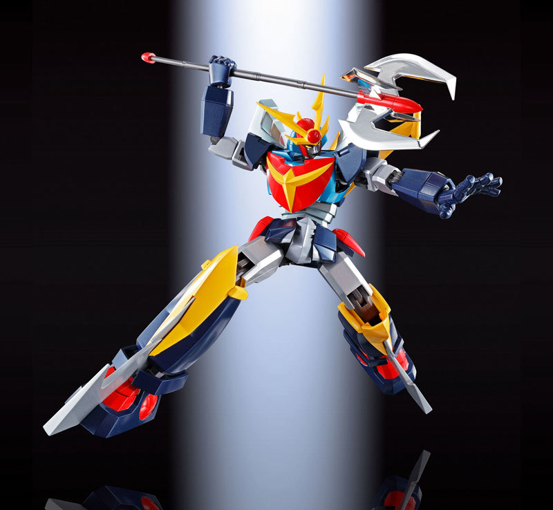 超合金魂 GX-82 無敵鋼人ダイターン3FIGURE-041359_07