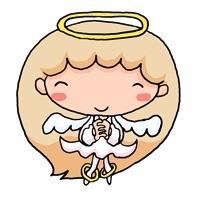 天使がほほえむ