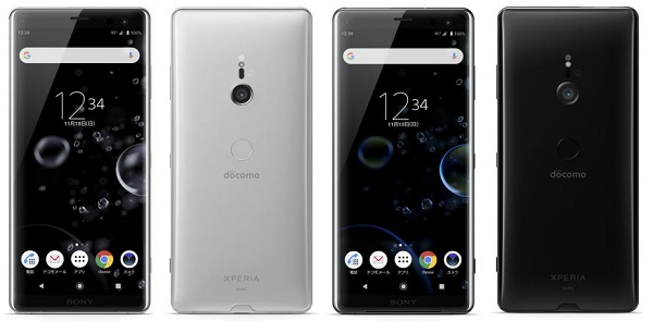 356_Xperia XZ3 SO-01L_imagesA