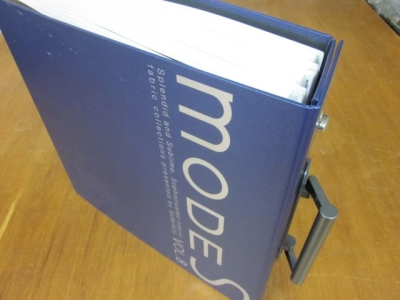 スミノエ オーダーカーテン見本帳「modeS(モードエス) vol.8」