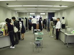 人気の成田空港で働く