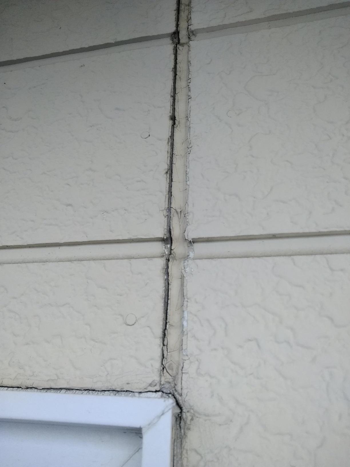 鳥取K様邸 外壁状態確認3