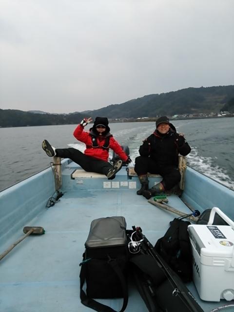 初ボート5