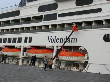 客船フォーレンダム4