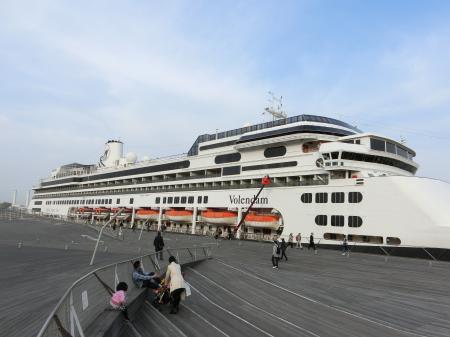 客船フォーレンダム3