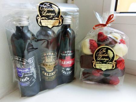 Riga Black Balsam(リガ ブラック・バルサム)1