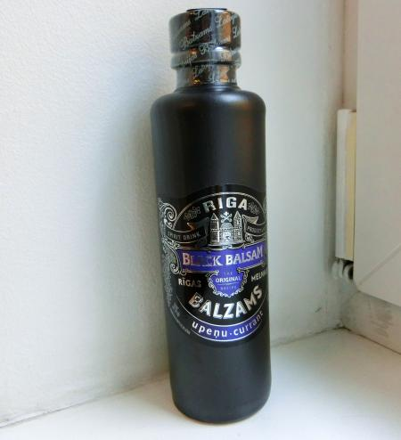 Riga Black Balsam(リガ ブラック・バルサム)3