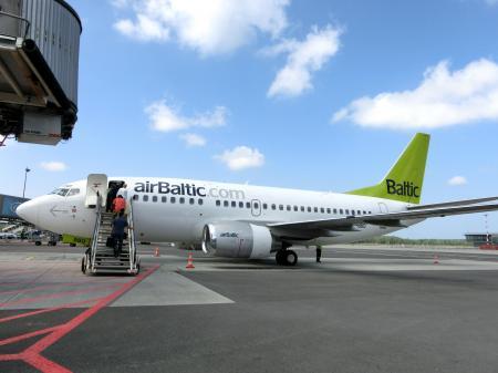 airBaltic(エア・バルティック)1