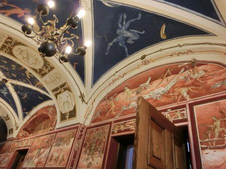 聖ヨハネ教会の鐘楼とヴィリニュス大学24