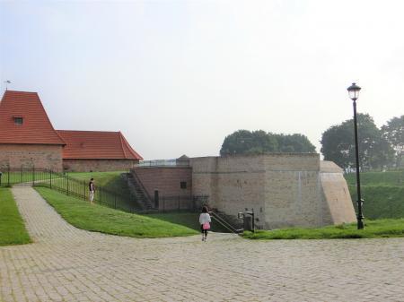 ヴィリニュス 円形城塞2
