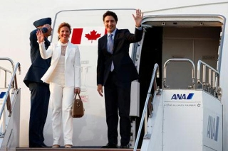160523_カナダのトルドー首相夫妻サミット初来日_mkyodo_photo_PK2016052395894002_BI_JPG_00_640x426