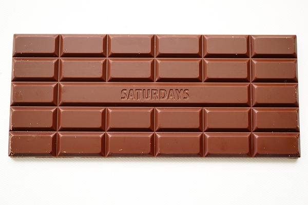 【SATURDAYS CHOCOLATE】パプアニューギニア64%