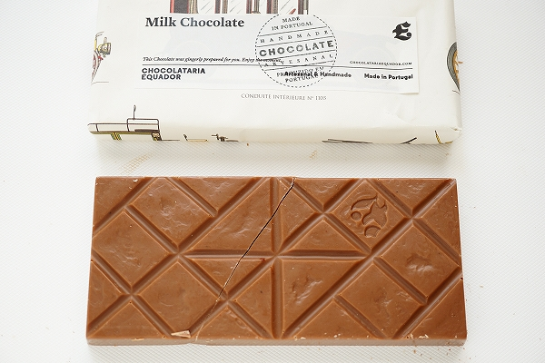 【CHOCOLATARIA EQUADOR】Milk Chocolate