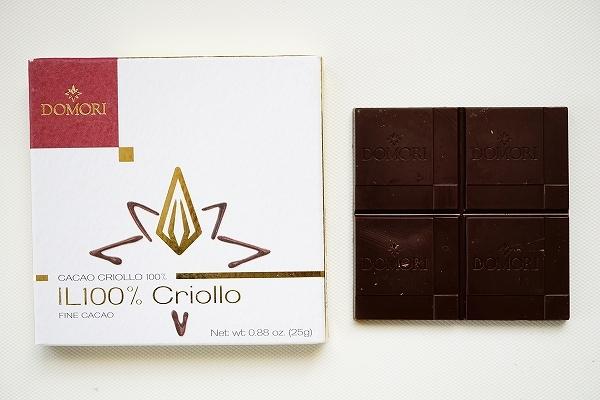 【DOMORI】IL100% Criollo / IL100%