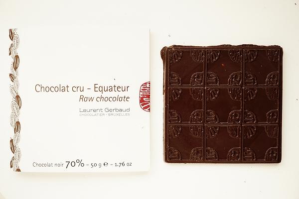 【ローランジェルボー】Chocolat cru - Equateur